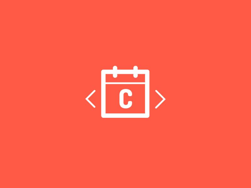 clndr logo