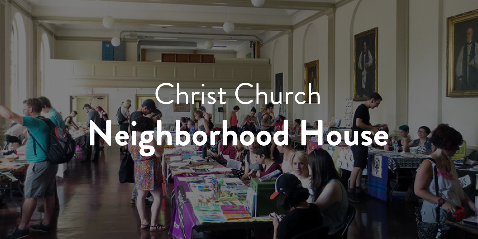 christ church neighborhood house
