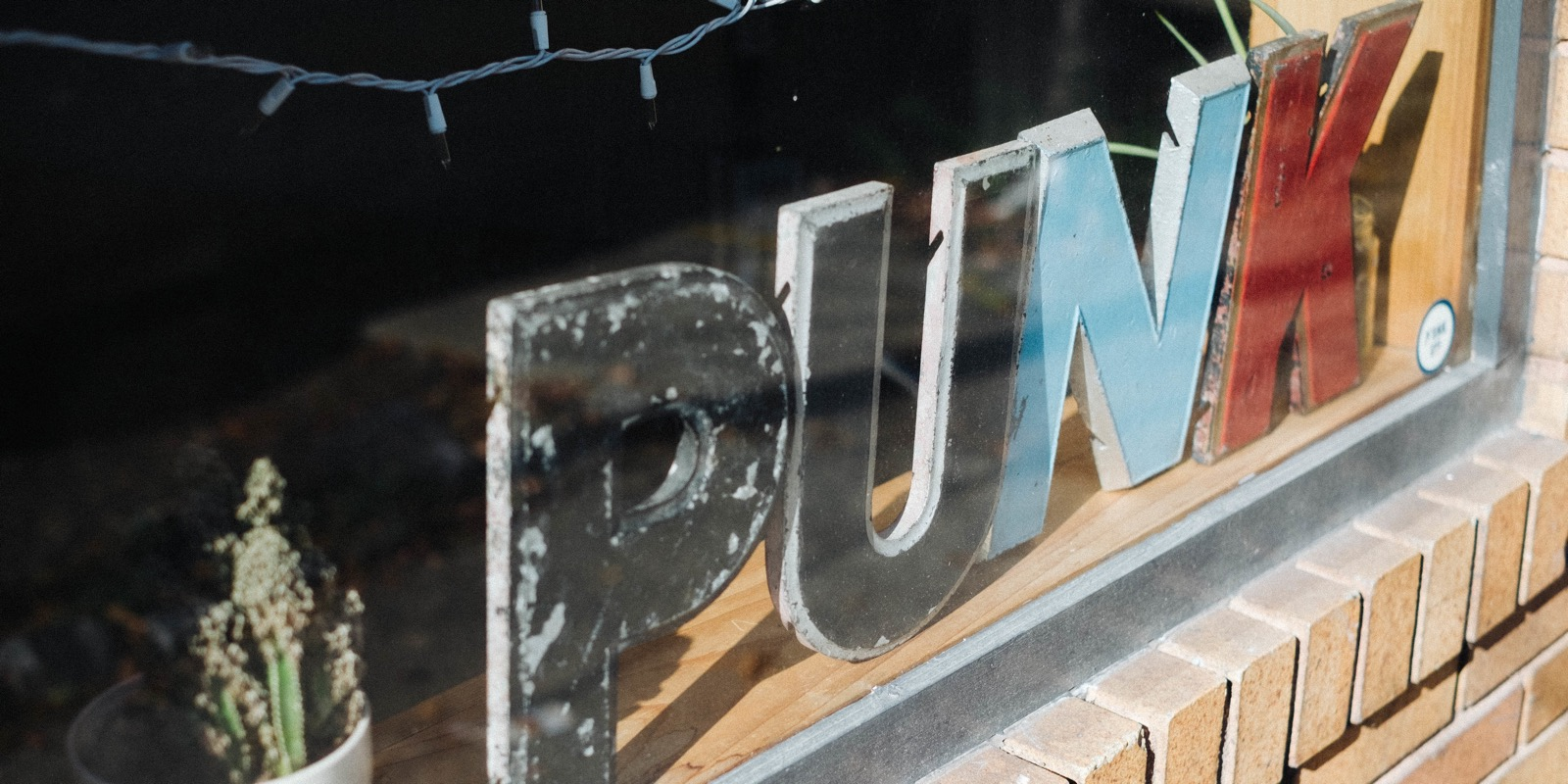 PUNK Letters