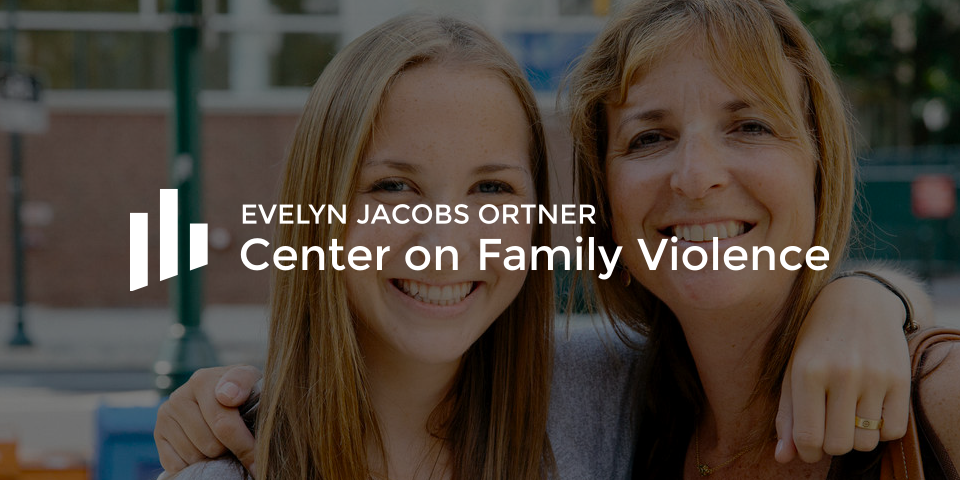 evelyn jacobs ortner center on family violence
