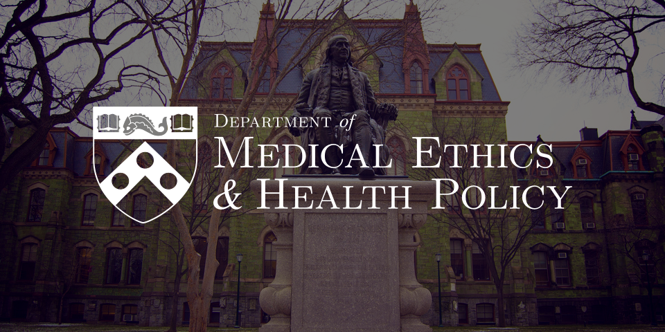 penn medical ethics