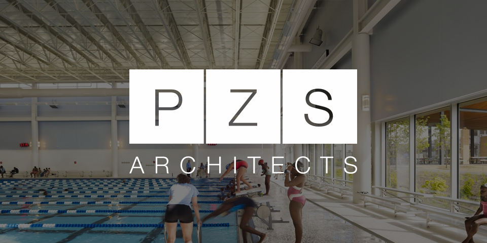 pzs architects wordmark