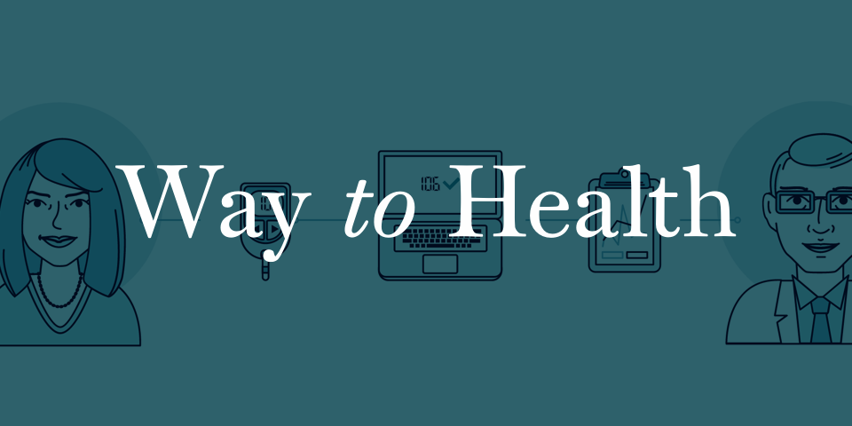 way to health logo