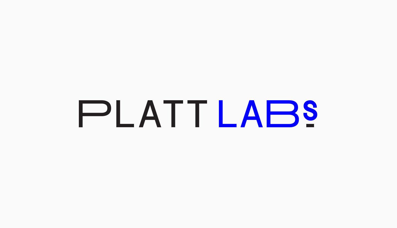 platt labs logo gray