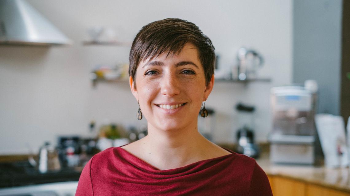 Headshot of Joanna Hecht