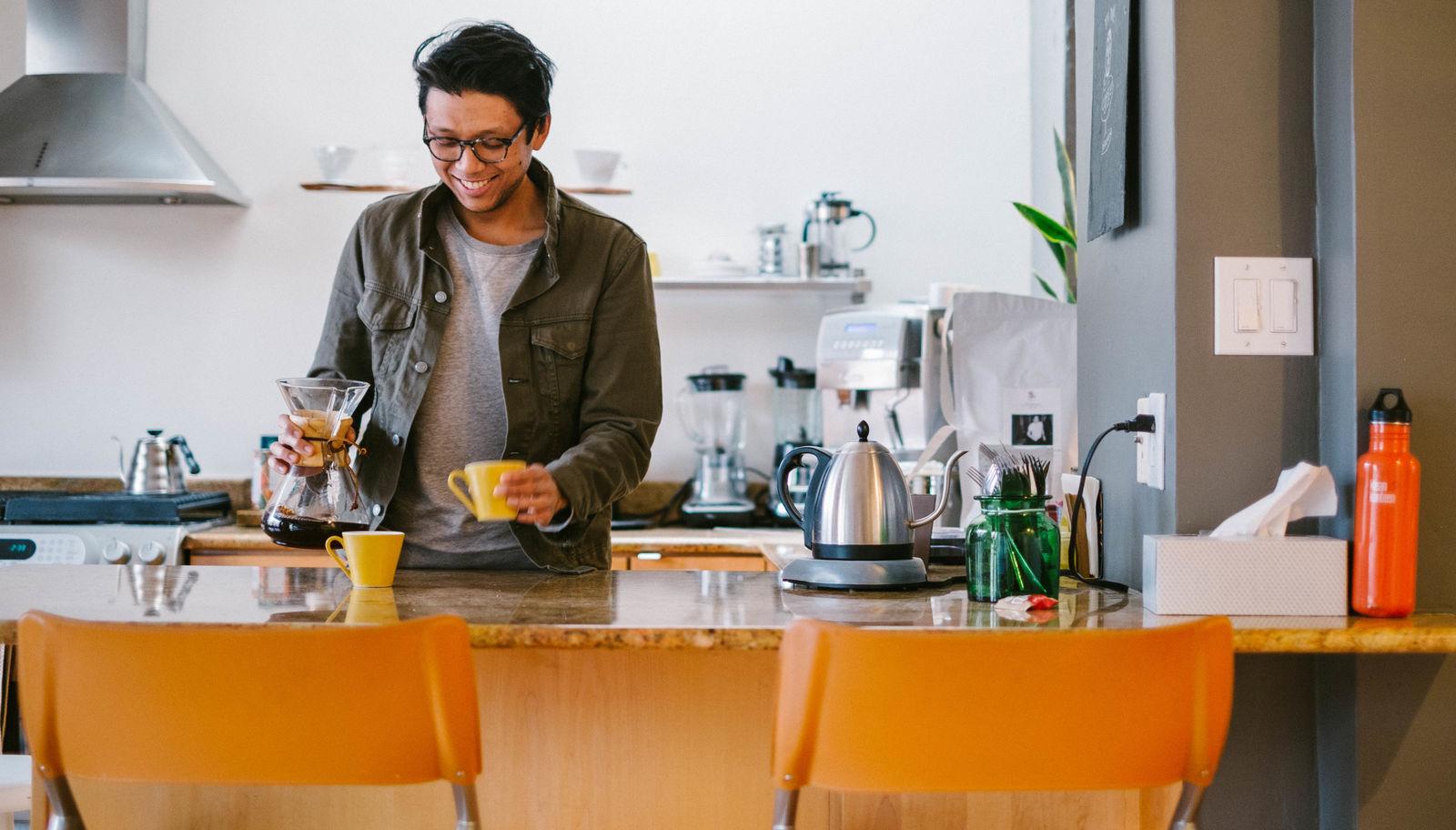 matt mance coffee man