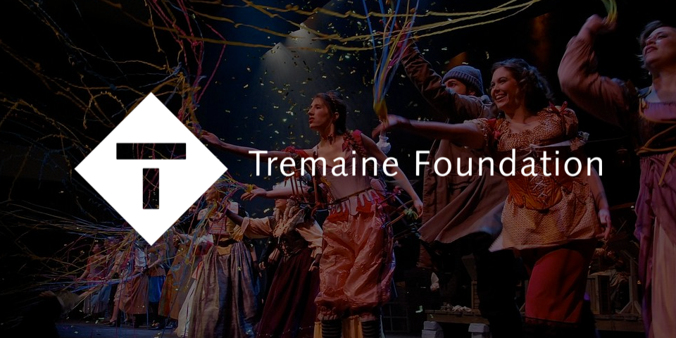 tremaine foundation logo