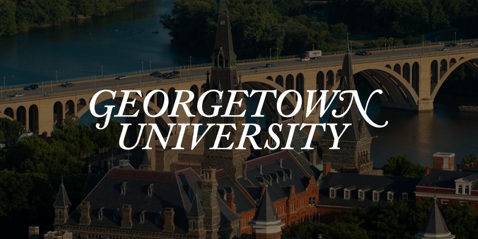 Georgetown University Tile