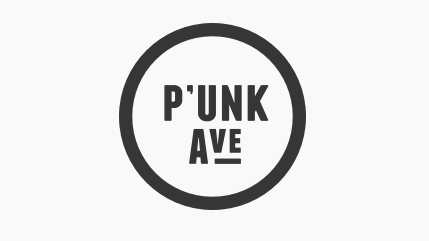 round p'unk ave logo