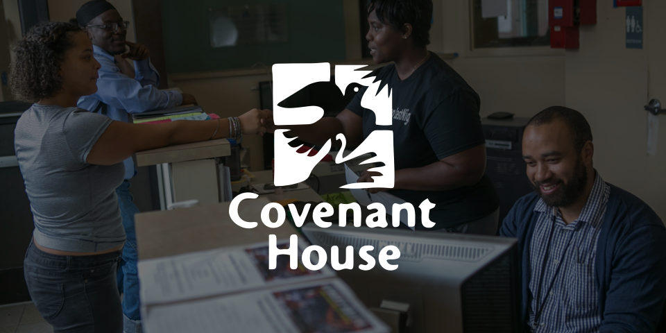 Covenant House Logo & Wordmark