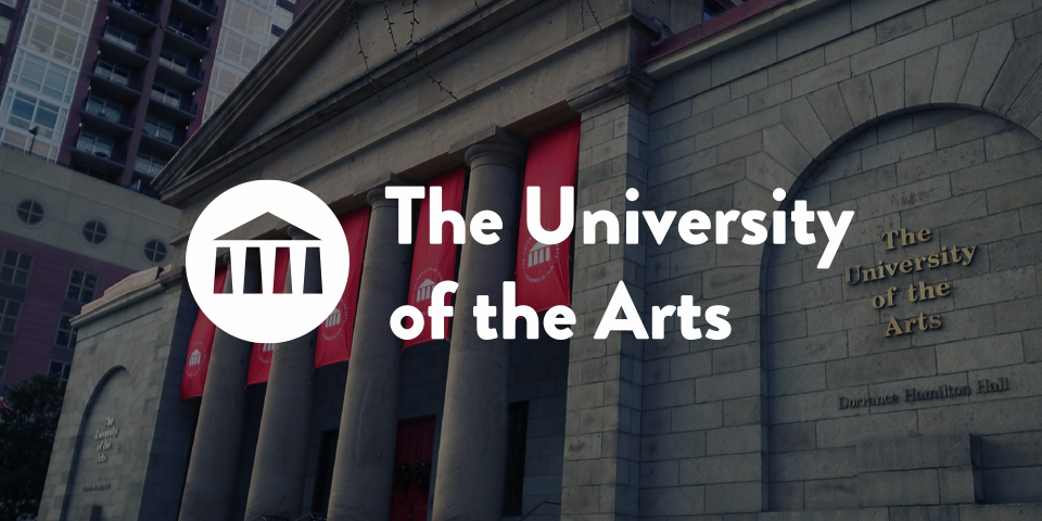 university of the arts logo