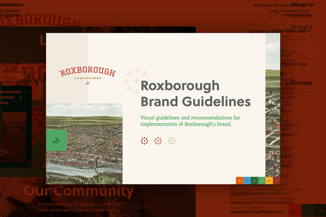 roxborough brand guidelines