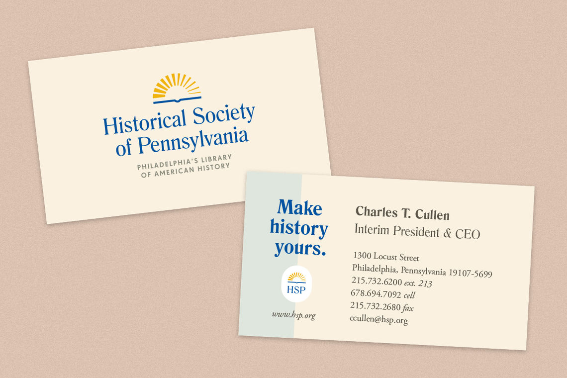 P\'unk Avenue - Our Work - Historical Society Of Pennsylvania