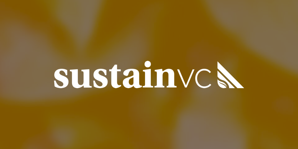 Logo for SustainVC