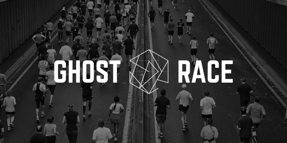 ghost race logo