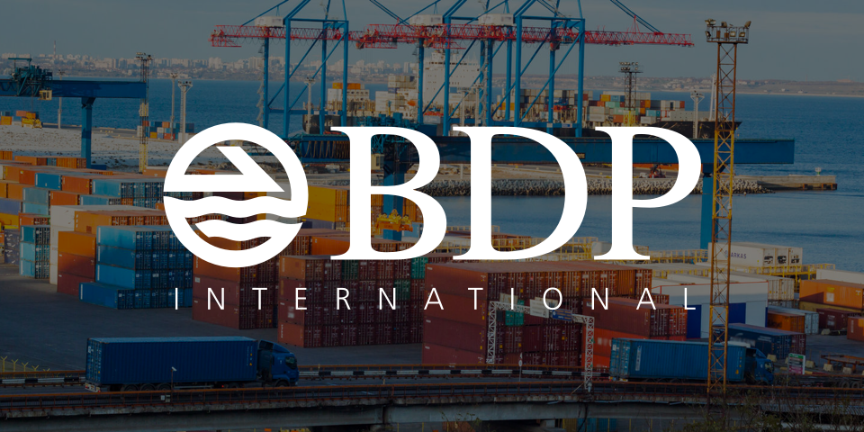 BDP International Logo