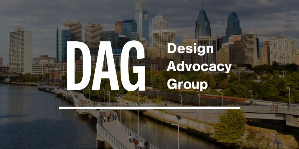 design advocacy group logo